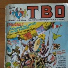 Cómics: TBO, AÑO 1988. Lote 137833146