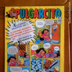Cómics: TEBEO DE PULGARCITO N,3 EDICIONES B AÑO 1987. Lote 137873870