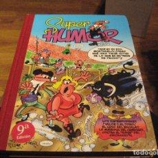 Cómics: SUPER HUMOR MORTADELO - NÚMERO 20 - EDICIONES B. Lote 137896950