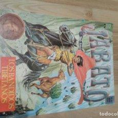 Cómics: COMIC TEBEO EL JABATO EDICIONES B Nº 65. Lote 138060370