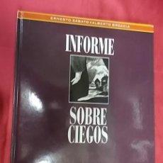Cómics: INFORME SOBRE CIEGOS. LOS LIBROS DE CO & CO. Nº 7. EDICIONES B. 1993. 1ª EDICION. Lote 138123018