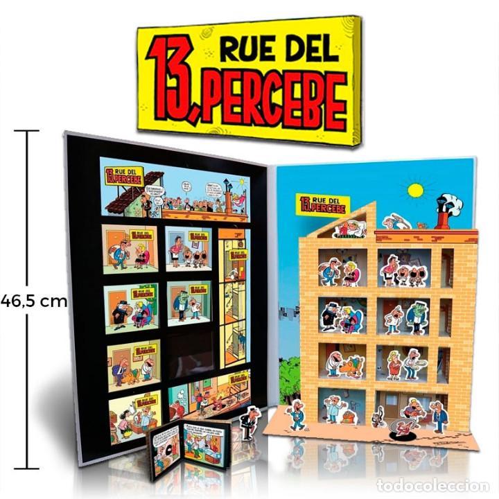 CÓMICS. 13, RUE DEL PERCEBE. UN LIBRO COMO UNA CASA - IBÁÑEZ (CARTONÉ) DESCATALOGADO!!! OFERTA!!! (Tebeos y Comics - Ediciones B - Clásicos Españoles)