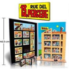 Cómics: CÓMICS. 13, RUE DEL PERCEBE. UN LIBRO COMO UNA CASA - IBÁÑEZ (CARTONÉ) DESCATALOGADO!!! OFERTA!!!. Lote 209066535