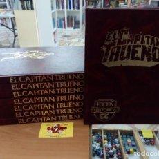 Cómics: EL CAPITÁN TRUENO. EDICIÓN HISTÓRICA, TOMOS 1 AL 8. Lote 139166838