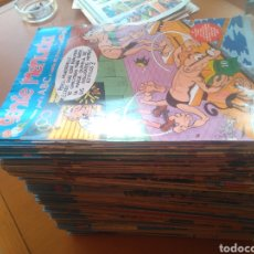 Cómics: GRAN LOTE 260 SEMANARIO JUVENIL ABC GENTE MENUDA . III EPOCA . VER DETALLE 1989 - 1996. EDICIONES B. Lote 139413501