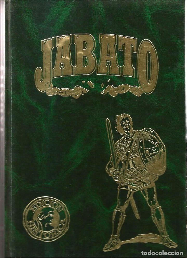 JABATO, EDICION HISTORICA ( TOMO TAPA DURA, 9 EPIDODIOS ) NUMERO 5 (Tebeos y Comics - Ediciones B - Otros)