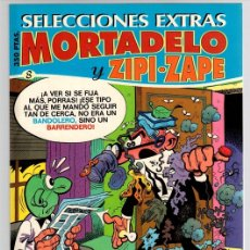 Cómics: SELECCIONES EXTRAS MORTADELO Y ZIPI Y ZAPE. Nº 8. EDICIONES B. Lote 139961506