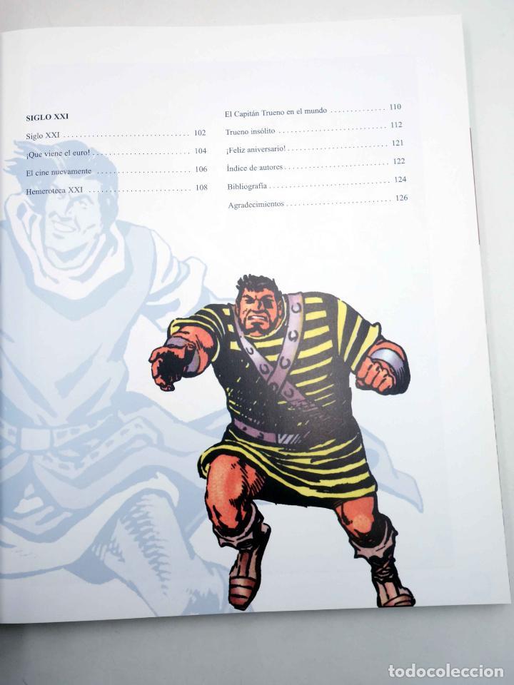 Comics: EL GRAN LIBRO DE EL CAPITÁN TRUENO. 50º ANIVERSARIO (Armonía Rodríguez) Ediciones B, 2006. OFRT - Foto 4 - 152018245