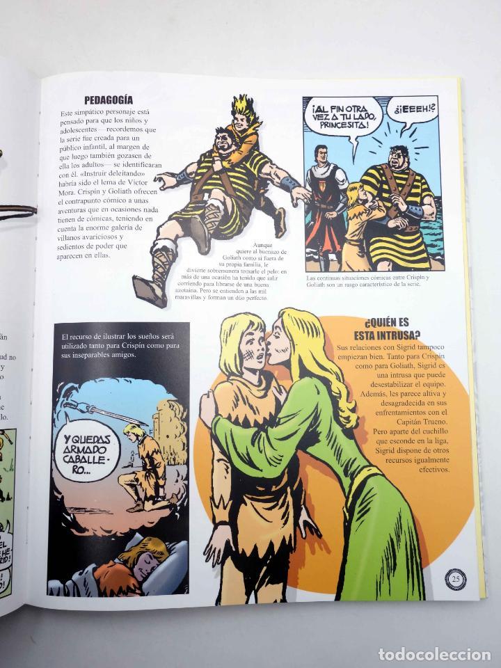 Comics: EL GRAN LIBRO DE EL CAPITÁN TRUENO. 50º ANIVERSARIO (Armonía Rodríguez) Ediciones B, 2006. OFRT - Foto 6 - 152018245