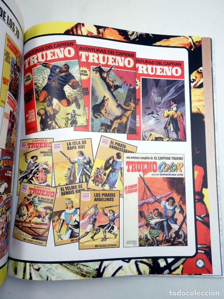 Comics: EL GRAN LIBRO DE EL CAPITÁN TRUENO. 50º ANIVERSARIO (Armonía Rodríguez) Ediciones B, 2006. OFRT - Foto 7 - 152018245