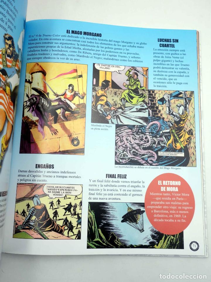 Comics: EL GRAN LIBRO DE EL CAPITÁN TRUENO. 50º ANIVERSARIO (Armonía Rodríguez) Ediciones B, 2006. OFRT - Foto 8 - 152018245