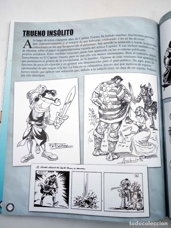 Comics: EL GRAN LIBRO DE EL CAPITÁN TRUENO. 50º ANIVERSARIO (Armonía Rodríguez) Ediciones B, 2006. OFRT - Foto 10 - 152018245