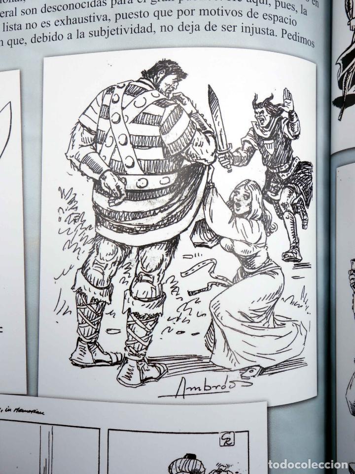 Comics: EL GRAN LIBRO DE EL CAPITÁN TRUENO. 50º ANIVERSARIO (Armonía Rodríguez) Ediciones B, 2006. OFRT - Foto 11 - 152018245