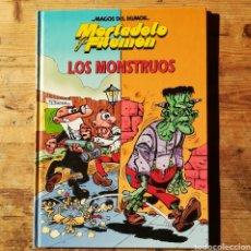Cómics: MORTADELO Y FILEMÓN. Lote 140118214