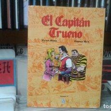 Cómics: EL CAPITÁN TRUENO VOLUMEN II - VÍCTOR MORA / AMBRÓS - EDICIONES B. Lote 140139746