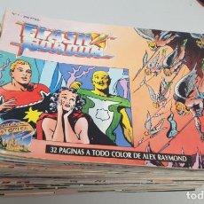 Cómics: FLASH GORDON EDICION HISTORICA ¡ LOTE 43 NUMEROS ! TEBEOS S.A. / SA. Lote 140147066
