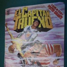 Cómics: EL CAPITÁN TRUENO, UN MILLÓN DE PUERCOESPINES, Nº 49. Lote 140172242