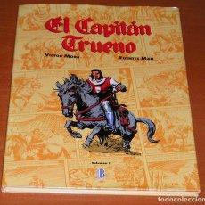 Cómics: COMICS DE ORO EL CAPITÁN TRUENO VOLUMEN I FUENTES MAN. Lote 140204090