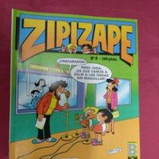 Cómics: ZIPI ZAPE. Nº 8. EDICIONES B. 1987. Lote 140337062