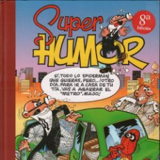 Cómics: SUPER HUMOR - Nº28 / MORTADELO Y FILEMON / EDICIONES B / COMIC- 023 / PERFECTO ESTADO . Lote 140689834