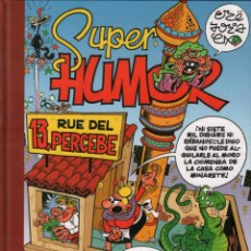 Cómics: SUPER HUMOR Nº 35 . 13 RUE DEL PERCEBE / COMIC-24 , PERFECTO ESTADO. Lote 140690362