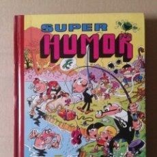 Cómics: SÚPER HUMOR, VOLUMEN 34 (EDICIONES B, 1989). CON HISTORIETAS DE MORTADELO, SACARINO, ZIPI Y ZAPE.... Lote 140690789