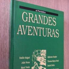 Cómics: EL PERIÓDICO GRANDES AVENTURAS TOMO 3. B. Lote 140714446
