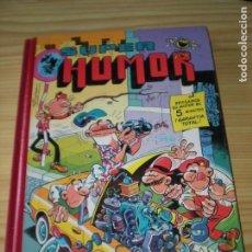 Comics : SUPER HUMOR VOLUMEN 37 MORTADELO Y FILEMON CON EL BOTONES SACARINO. EDICIONES B.. Lote 140717034