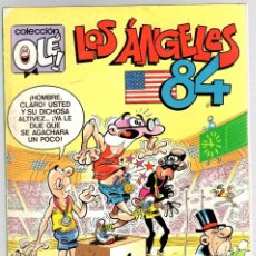 Cómics: MORTADELO Y FILEMON. COLECCION OLE. LOS ANGELES 84. 1ª EDICION, 1988. Lote 140728049