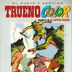 Cómics: EL NUEVO Y GENUINO TRUENO COLOR Nº 11. Lote 140807002
