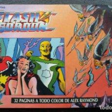 Cómics: FLASH GORDON - N.º 1 - EDICIÓN HISTÓRICA - AÑO 1989 - MUY BUEN ESTADO. Lote 140870142