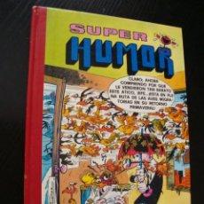 Cómics: SUPER HUMOR MORTADELO Y FILEMON EDICIONES B NUMERO 6 1º EDIC 1990. Lote 141021062