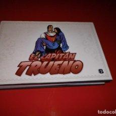 Cómics: EL CAPITAN TRUENO TOMO Nº 9 - FACSIMIL - EDICIONES B. Lote 141242694