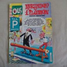 Cómics: MORTADELO Y FILEMON. DESPISTE INOPORTUNO. EDICIONES B . COLECCIÓN OLÉ, Nº 150-M. 114. 1988. Lote 141254706