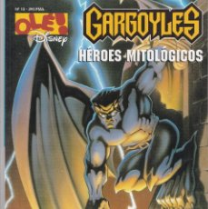 Cómics: OLE DISNEY 13 GARGOYLES OCTUBRE 1996. Lote 141315578