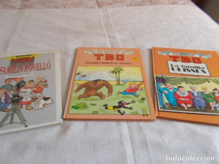 ELS ARXIUS DE TBO TOMO 1-2-3 (Tebeos y Comics - Ediciones B - Humor)