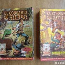 Cómics: EL CORSARIO DE HIERRO. Nº 4,8,12,14,15,30 EDICIONES B. Lote 198059801