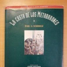 Cómics: LA CASTA DE LOS METABARONES. OTHON, EL TATARABUELO (JODOROWSKY, JUAN GIMENEZ). Lote 142977318
