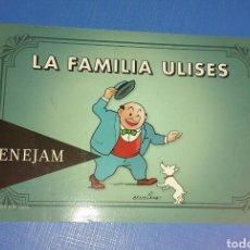 Cómics: LA FAMILIA ULISES. BENEJAM. EDICIÓN LIMITADA. 2012. Lote 142979250