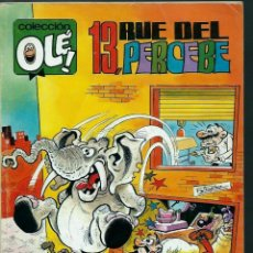 Cómics: OLE Nº 382-V.16 - 13, RUE DEL PERCEBE, DE IBAÑEZ - EDICIONES B 1990, 1ª EDICION - MUY NUEVO. Lote 142994930