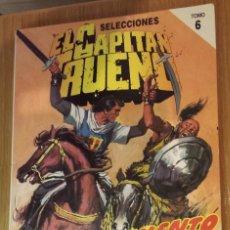 Cómics: CAPITAN TRUENO EDICIÓN HISTORICA - TOMO 6. Lote 143026830