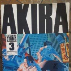 Cómics: AKIRA TOMO 3. Lote 143043582
