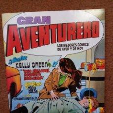 Cómics: GRAN AVENTURERO Nº 11. KELLY GREEN, JUNGLE JIM, TERRY Y LOS PIRATAS, POPEYE.... Lote 143046786