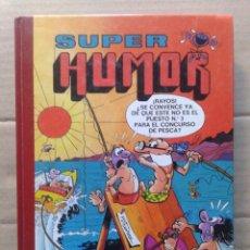 Cómics: SÚPER HUMOR, VOLUMEN 57 (EDICIONES B, 1990). CON MORTADELO, ROMPETECHOS, ZIPI Y ZAPE Y CARPANTA. Lote 143161090