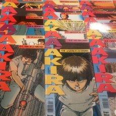 Cómics: COLECCION AKIRA KATSUHIRO OTOMO AÑO 1990 COMPLETA 38 NUMEROS. Lote 143161366