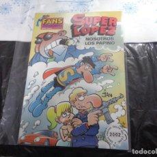 Cómics: SUPER LÓPEZ Nº 39 NOSOTROS LOS PAPINO JAN EDICIONES B. Lote 143189306