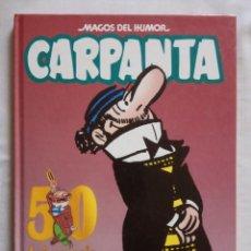 Cómics: MAGOS DEL HUMOR Nº 61 -CARPANTA 50 ANIVERSARIO- 1ª EDICIÓN 1995.EDICIONES B.. Lote 143201954