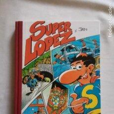 Cómics: SUPER LOPEZ SUPERLOPEZ SUPER HUMOR Nº 4. ED. B 1991 1ª PRIMERA EDICIÓN. JAN. Lote 181720400