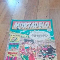 Cómics: REVISTA MORTADELO EDICIONES B GRUPO ZETA PORRANNBO PAFMAN CÓMICS TEBEOS. Lote 143276840