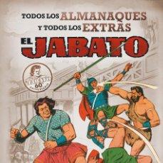 Cómics: EL JABATO: TODOS LOS ALMANAQUES Y TODOS LOS EXTRAS. Lote 143320618